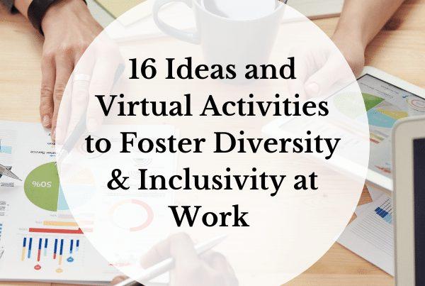 diversity virtual team building