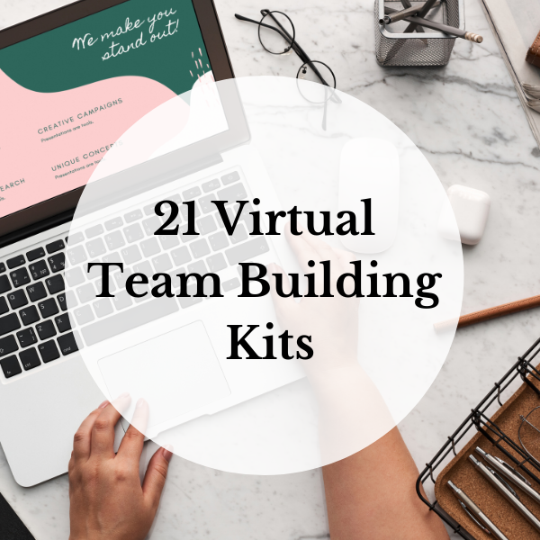 virtual team building kits