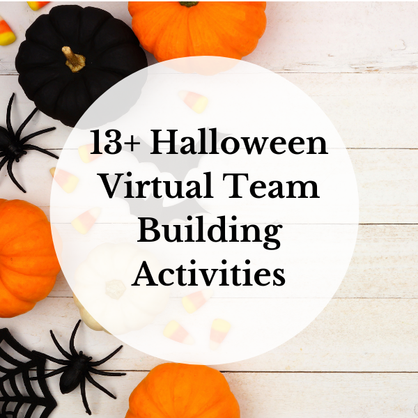 13+ Halloween Virtual Team Building