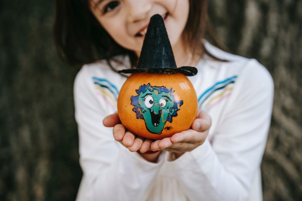 Pumpkin Painting Corporate Family-Friendly Virtual Experience